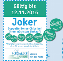 Joker doppelte Chips