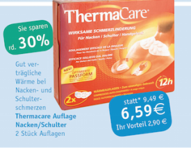 Thermacare Schulter/Nacken 2 St