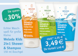 Weleda Kids 2in1